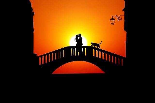 villes romantiques du monde