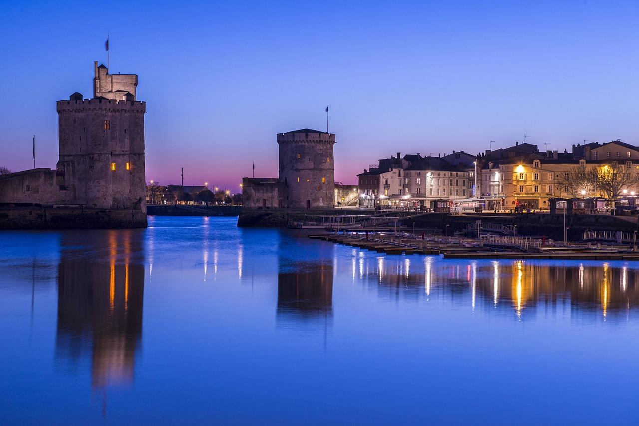 La Rochelle pour un week-end