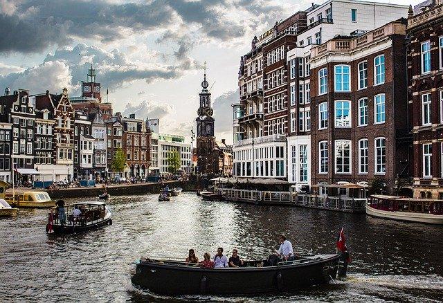 Un week-end à Amsterdam en amoureux