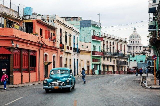 La romantique ville de Trinidad